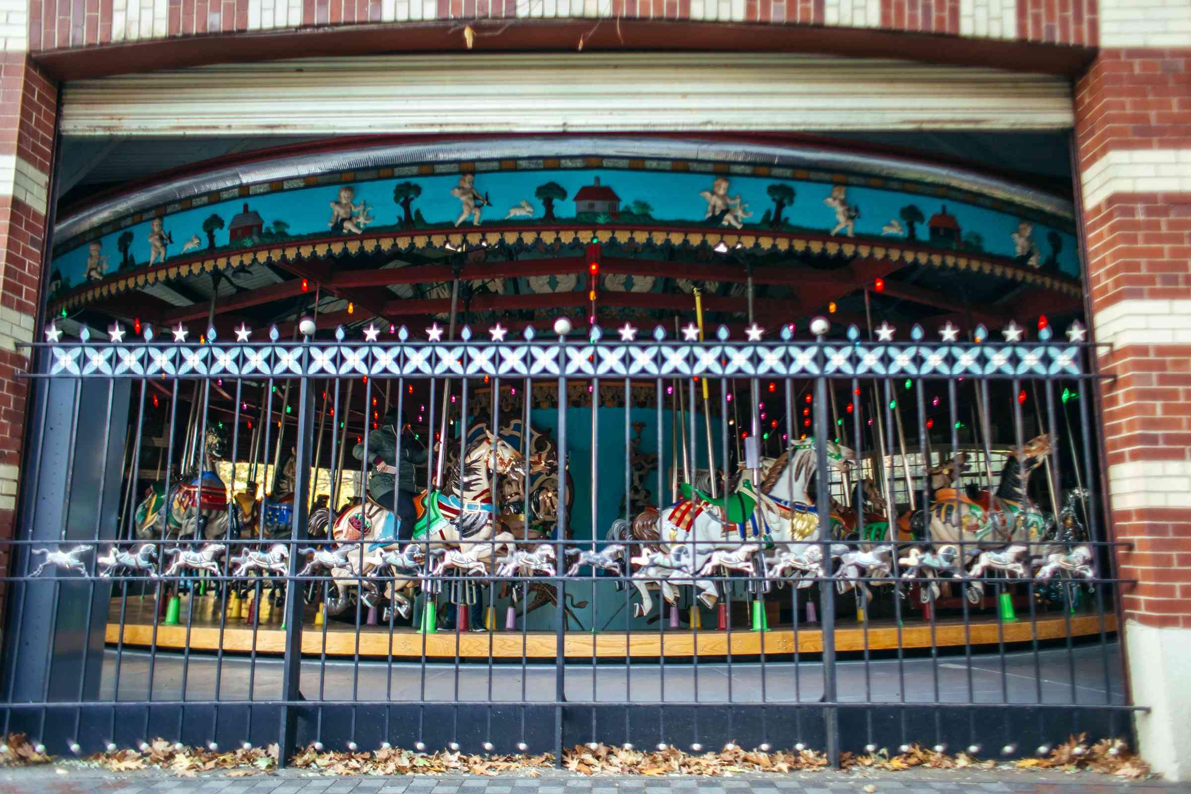 Central Park Carousel, New York City