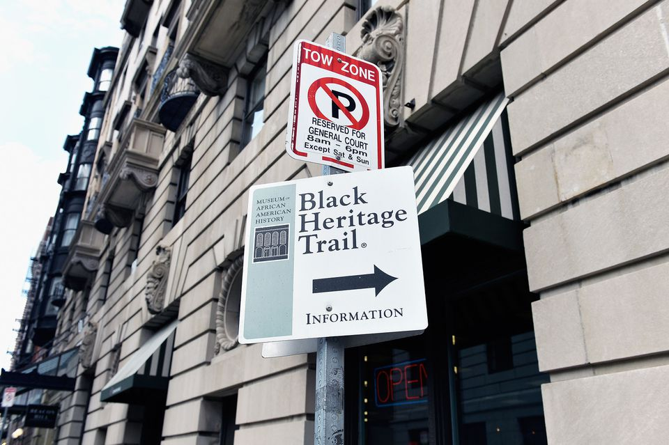 Boston's Black Heritage Trail