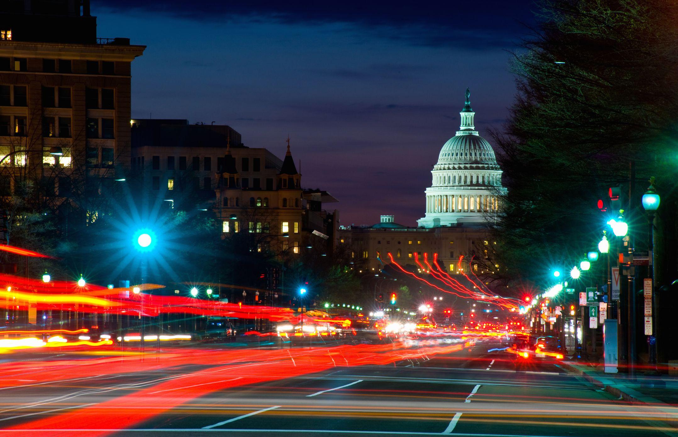 Commuting To Washington Dc Transportation Options