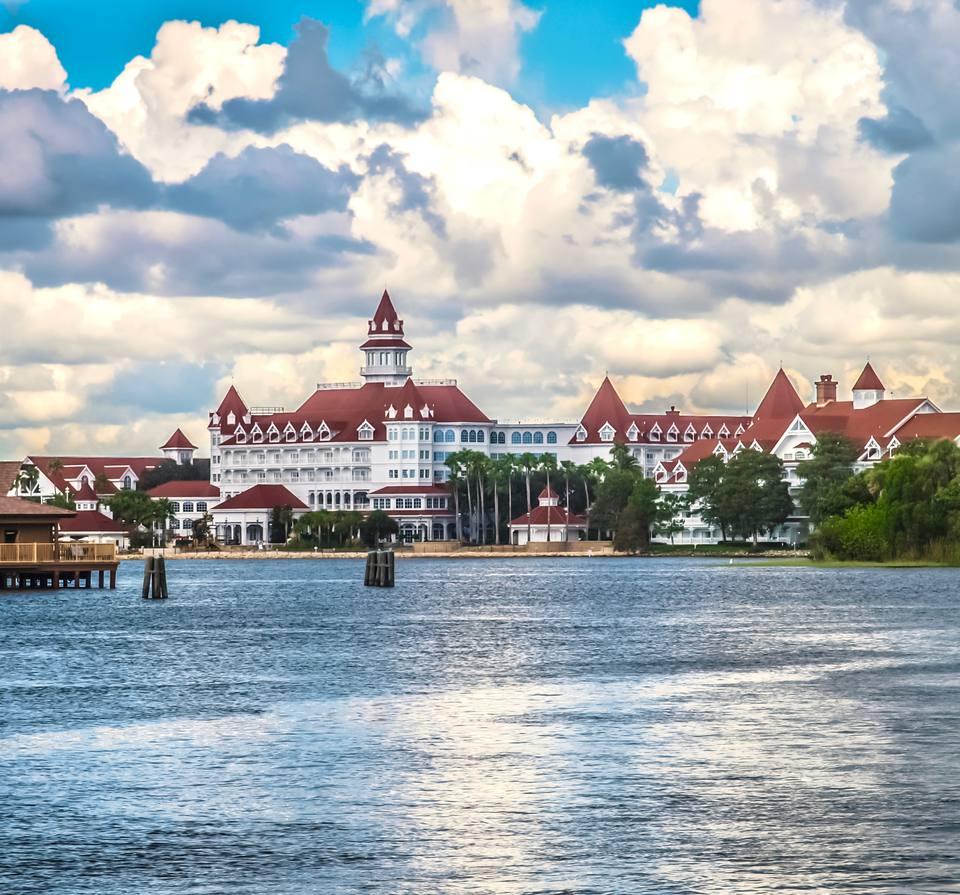 Disney World Orlando Luxury Hotel Grand Floridian