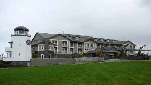 Hotel Bellwether en Bellingham, Washington © Angela M. Brown