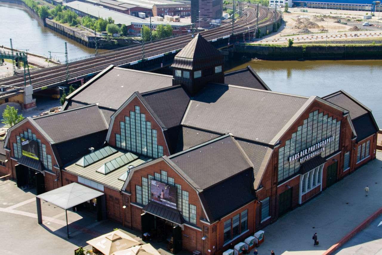 Hamburg's Deichtorhallen