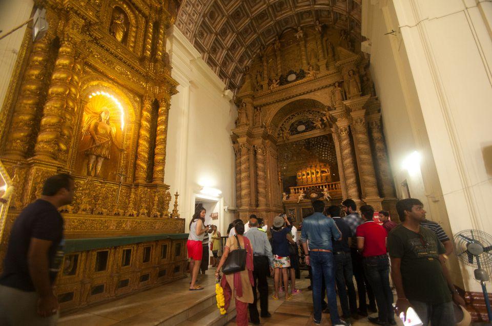 Bom Jesus Basillica, World Heritage Site, Goa