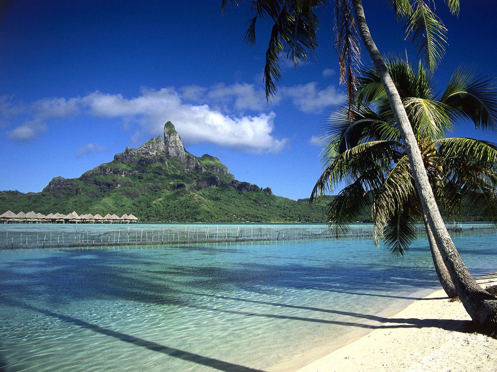 A Visitor's Guide to Bora Bora