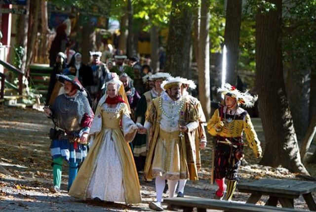 2019 Maryland Renaissance Festival in Crownsville