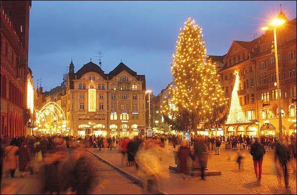 zurich christmas markets