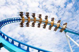 Gatekeeper coaster at Cedar Point