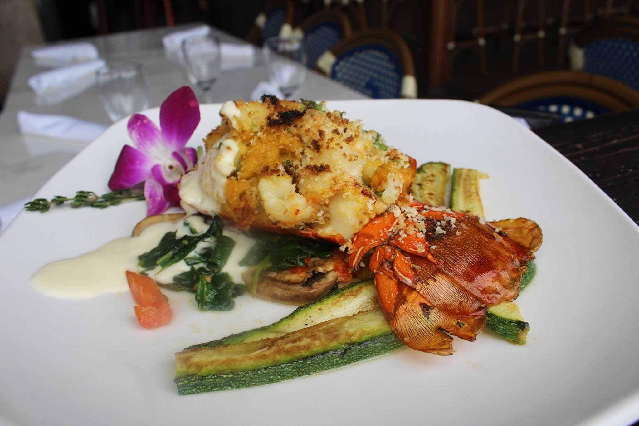 Casablanca Seafood Bar Grill Lobster Tail