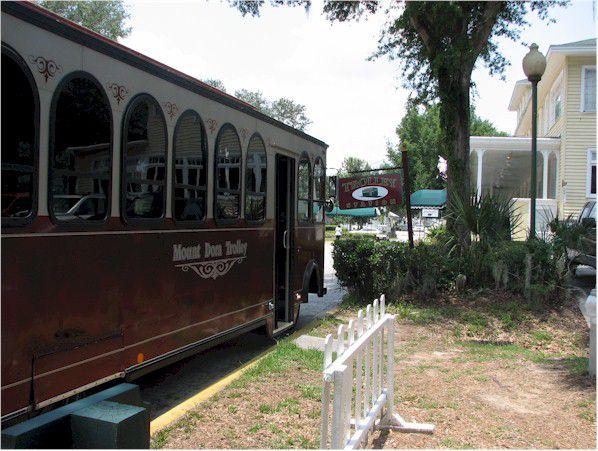 Mount Dora Trolley Station