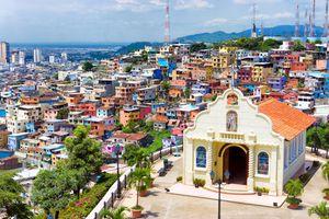 Old Town in Ecuador