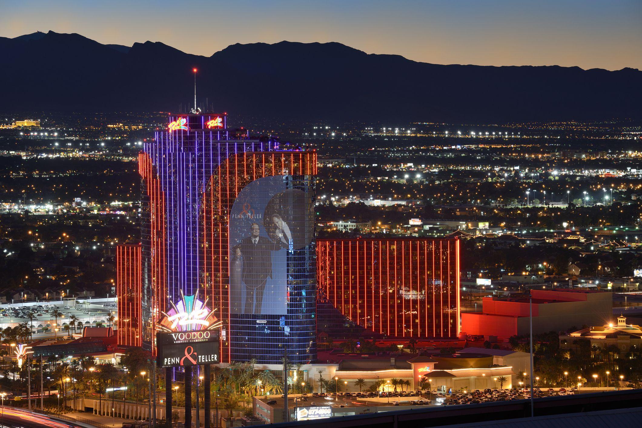 Rio Hotel In Las Vegas