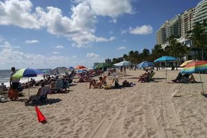 Gay Beach, Fort Lauderdale, Florida