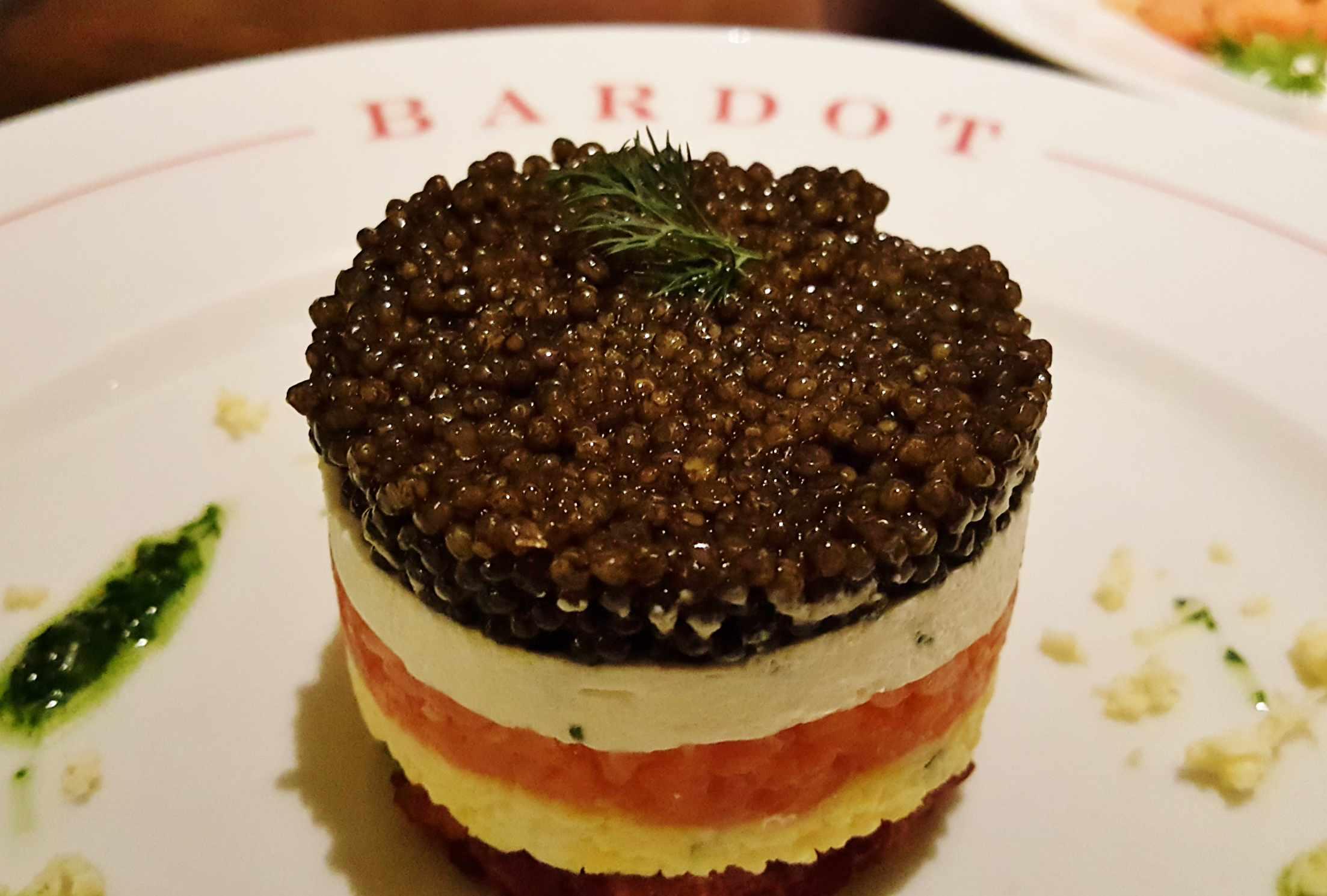 Bardot Cavier Parfait