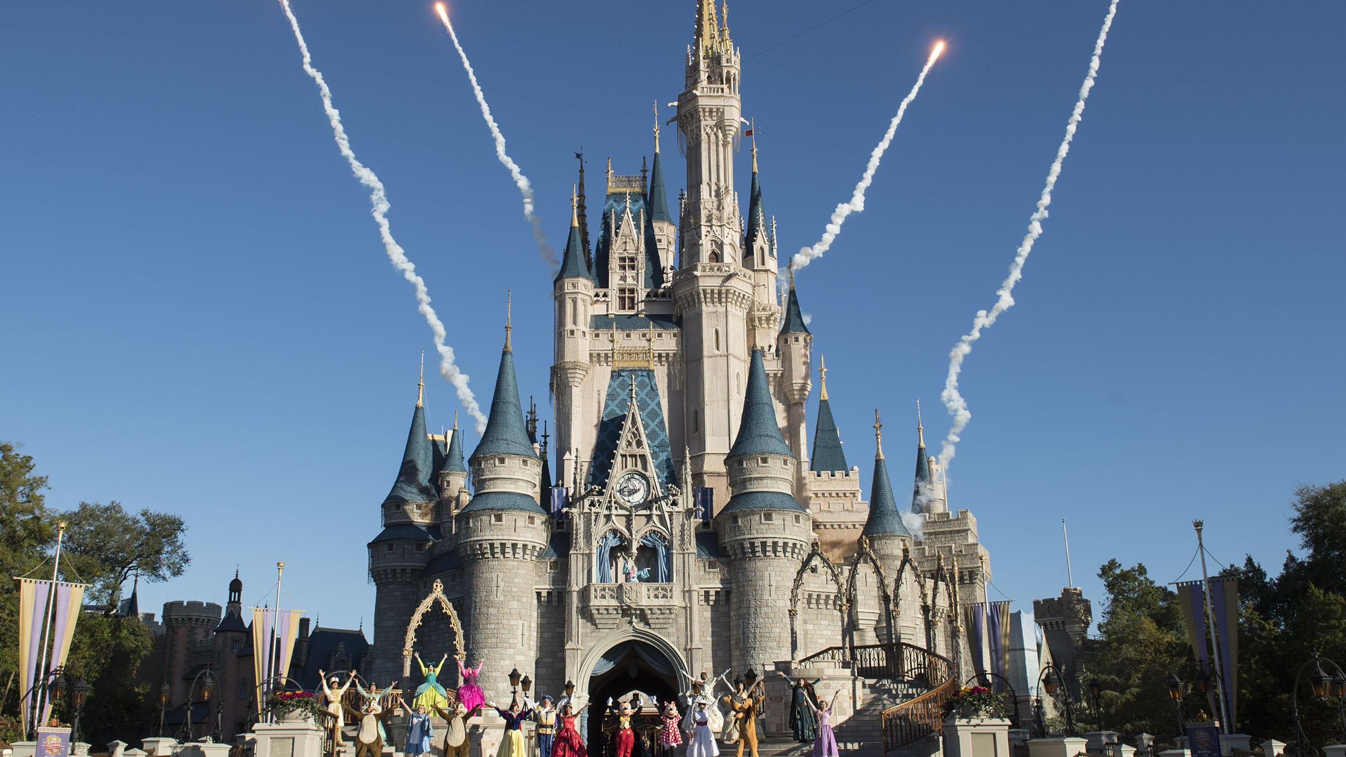 How To Visit Disney World With Toddlers