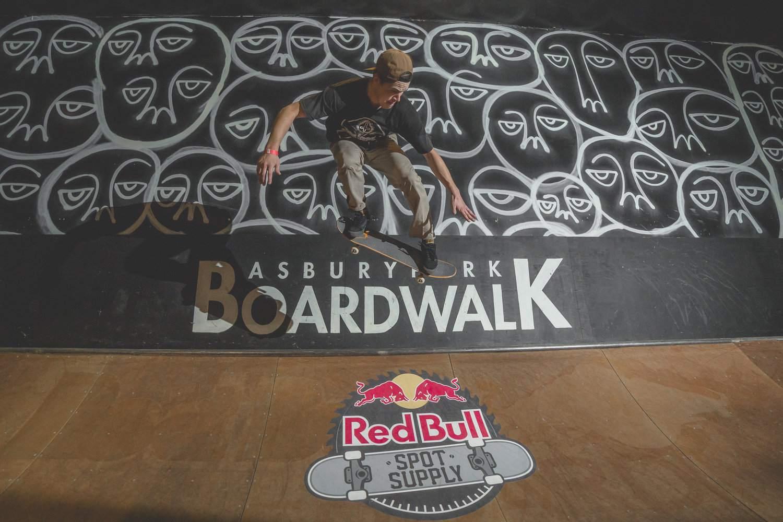 Asbury Park Boardwalk Skate Park, Fourth Union