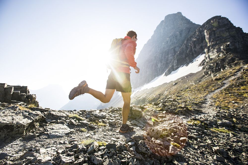trail running for fitness