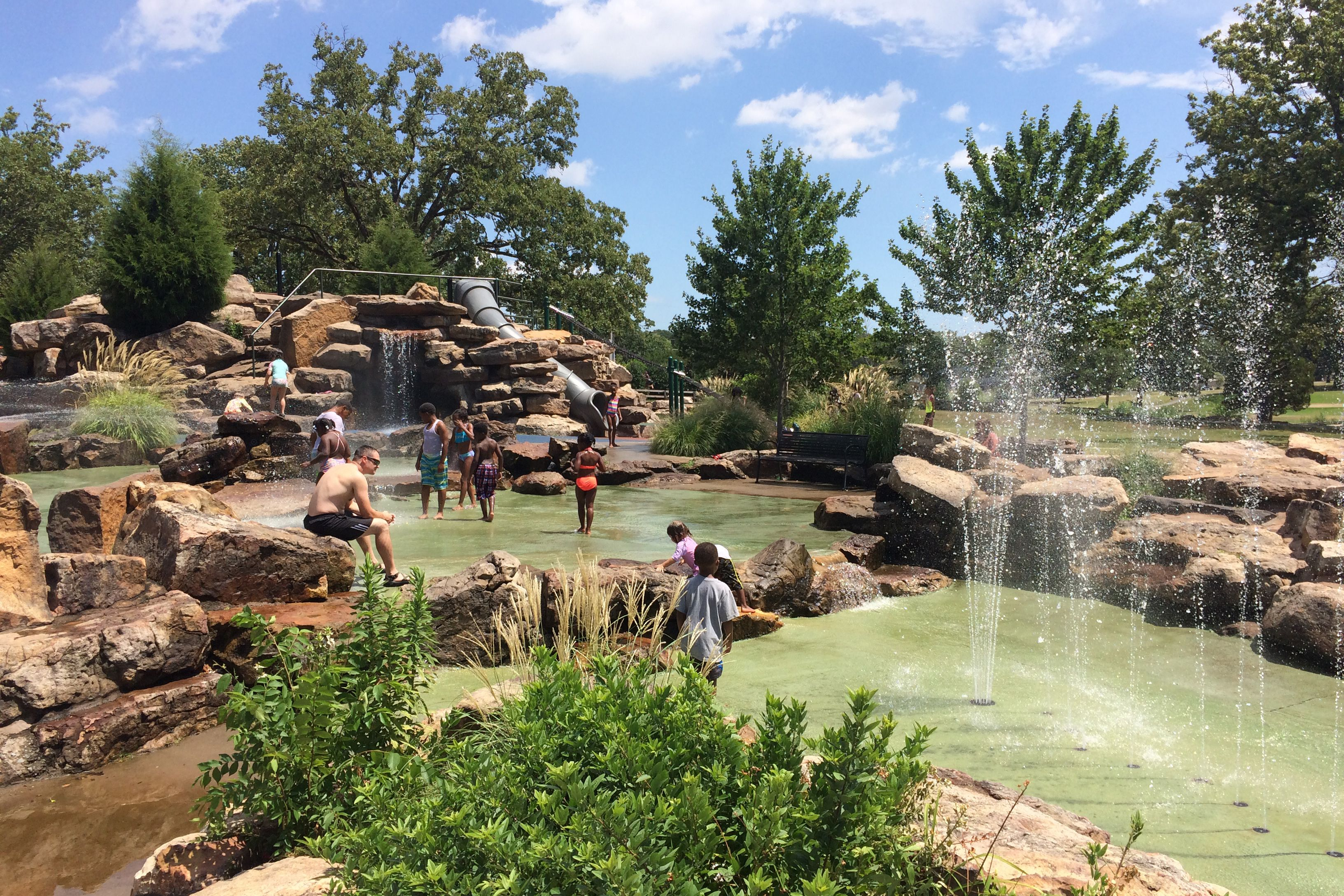 Top Public Pools And Water Parks In Little Rock Ar