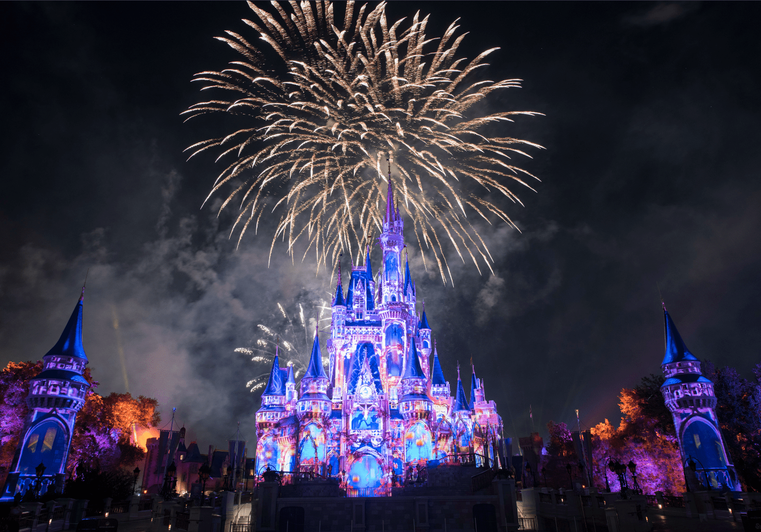 Fireworks at Disney World: The Complete Guide