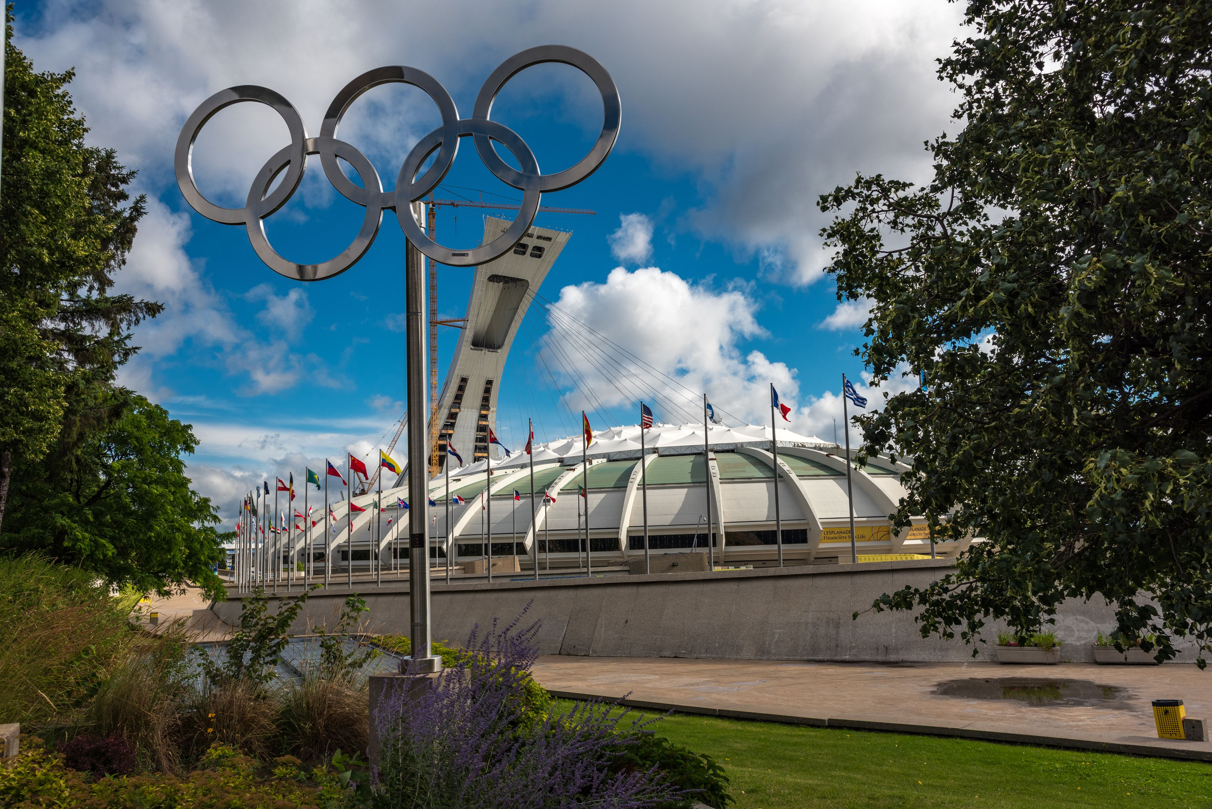 Montreal Olympic Complex