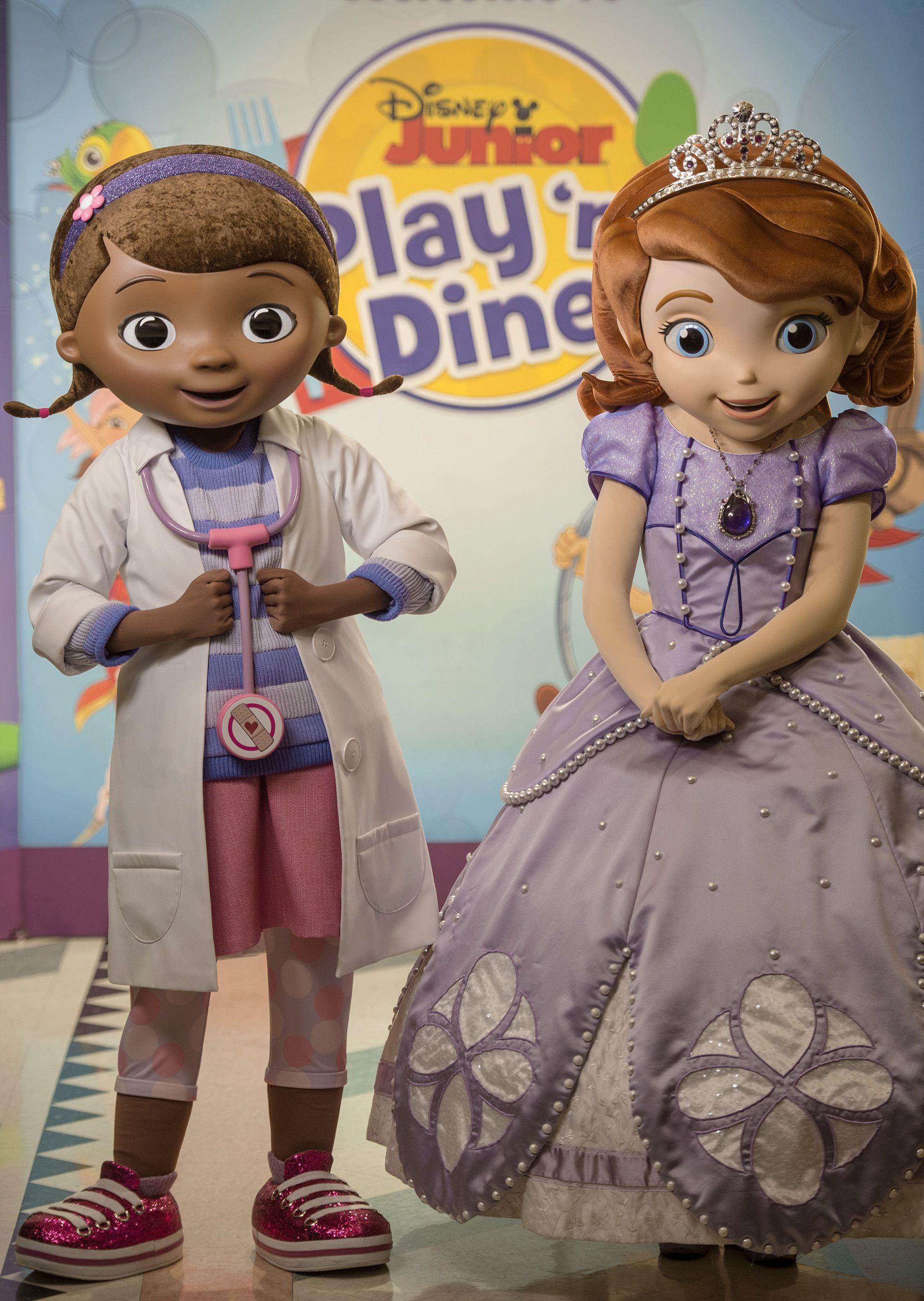 Character Experiences At Disney World