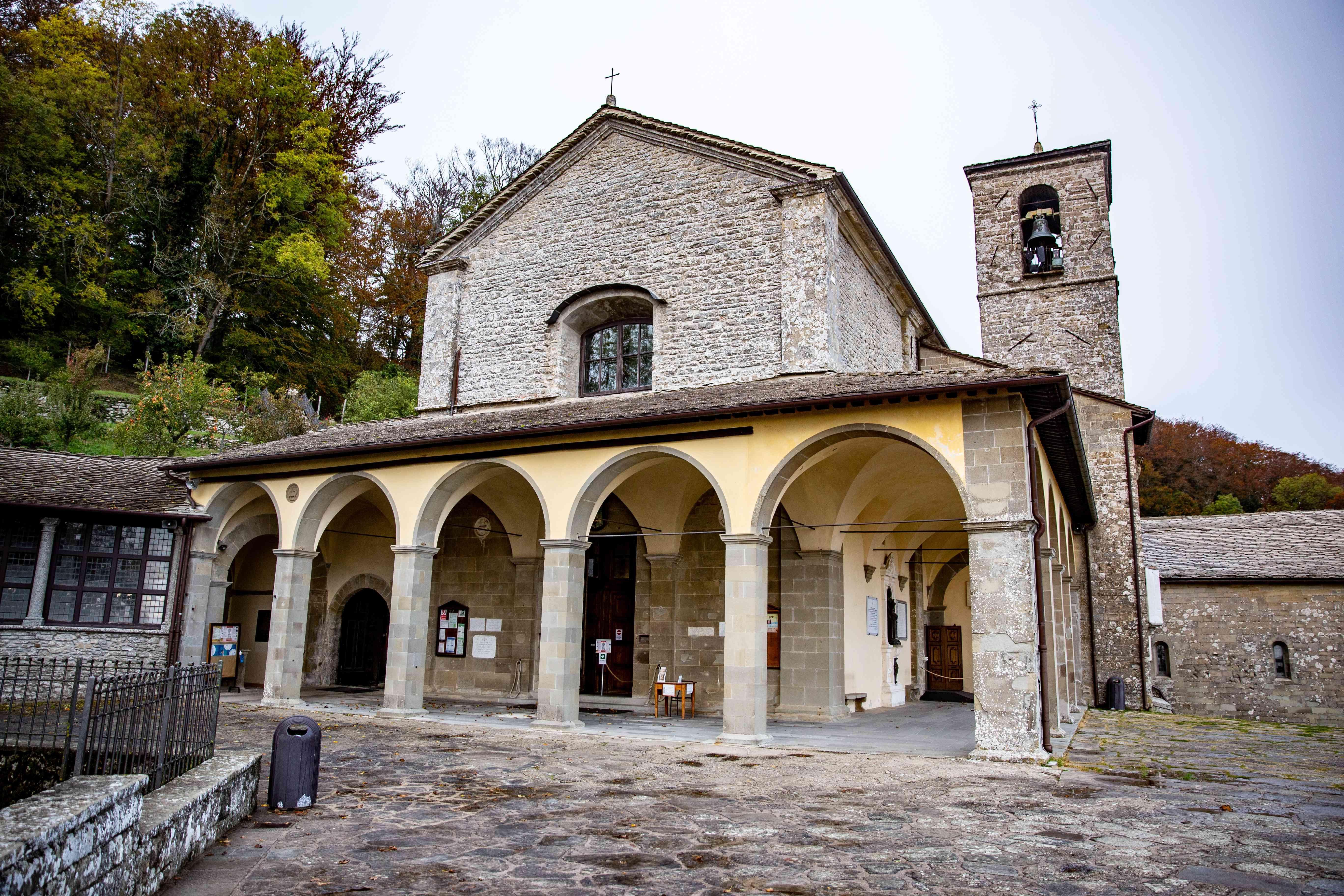 La Verna Sanctuary and Museum