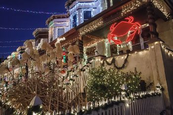 Washington D C Area Christmas Light Displays 2019