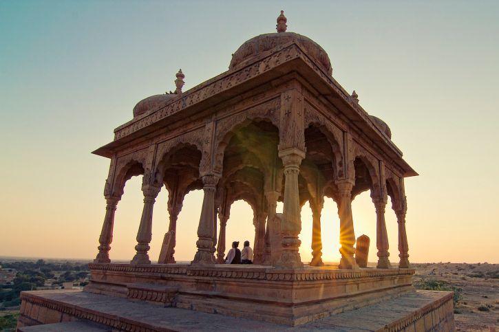Sunset point, Jaisalmer
