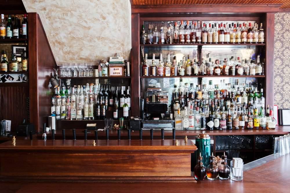 The Richardson bar