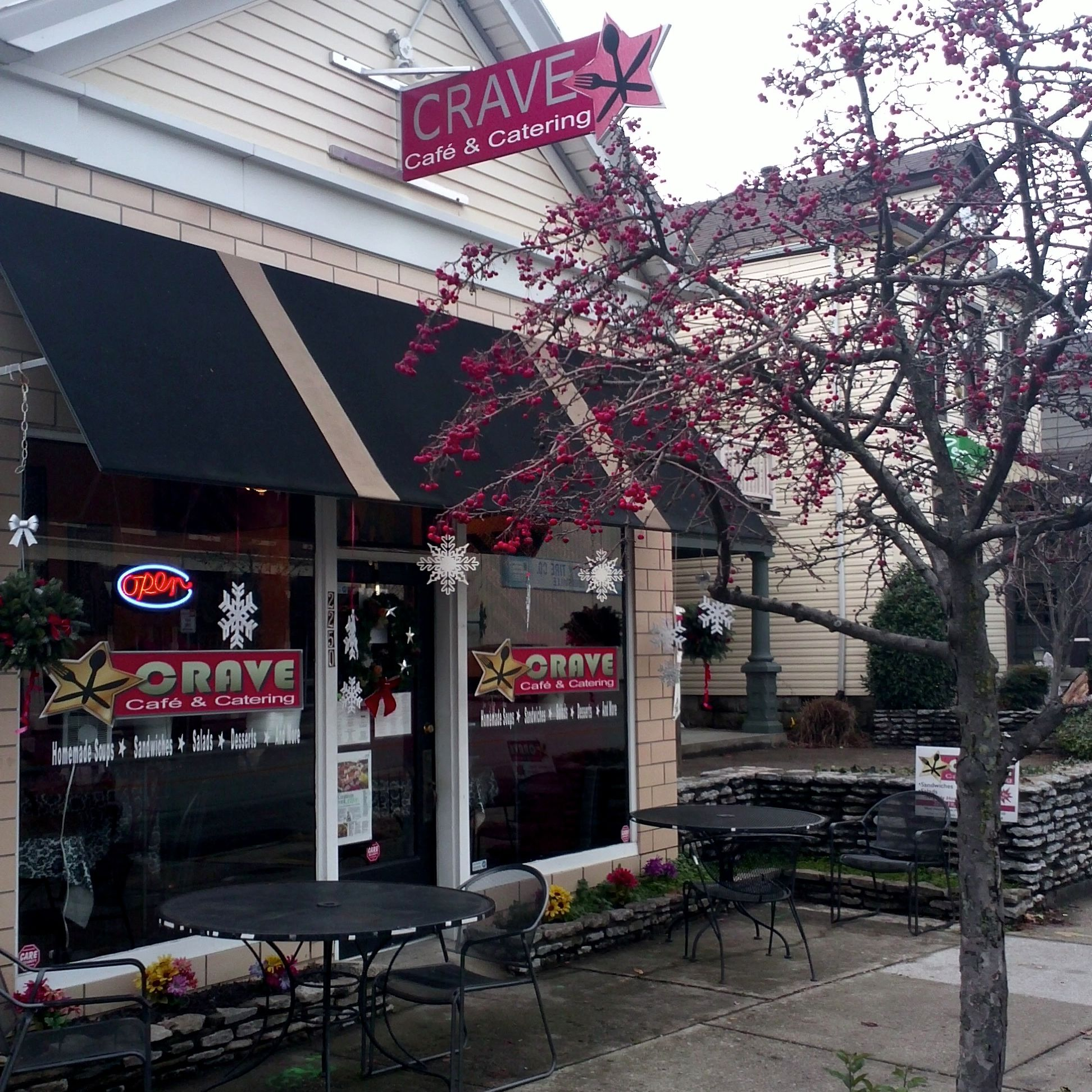 Crave On Frankfort Ave In Louisville Ky