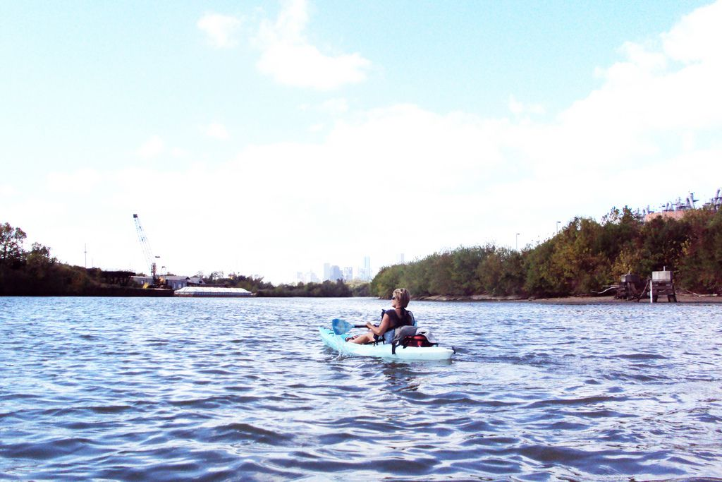 5 Places to Go Kayaking in Houston
