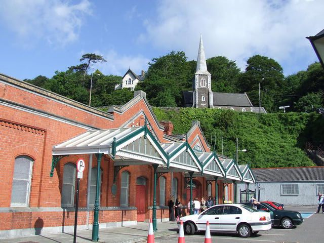 Cobh Heritage Center in Cobh, Ireland - Irish Port of Call