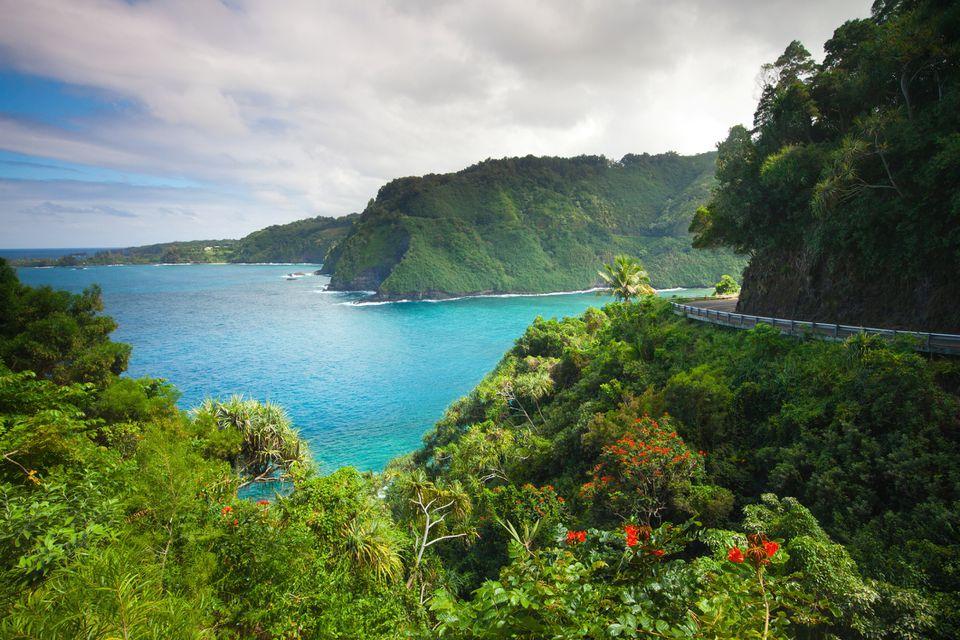 Camino a Hana en Maui