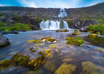 Dynjandi Waterfall , Iceland