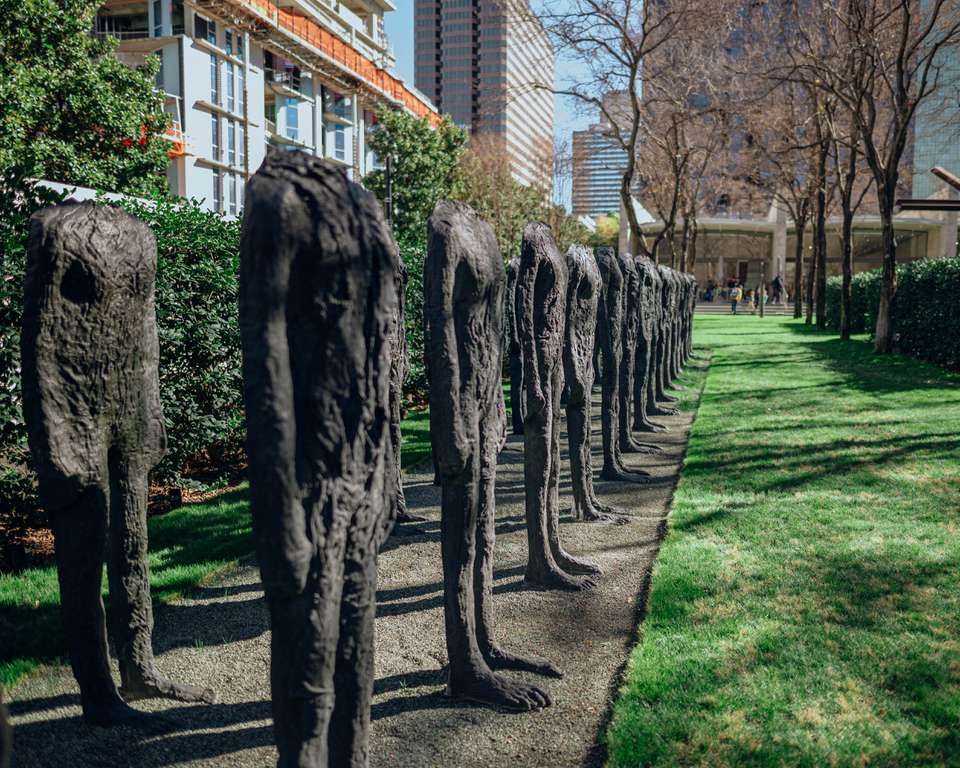 Nasher Sculpture Center, Dallas, Texas