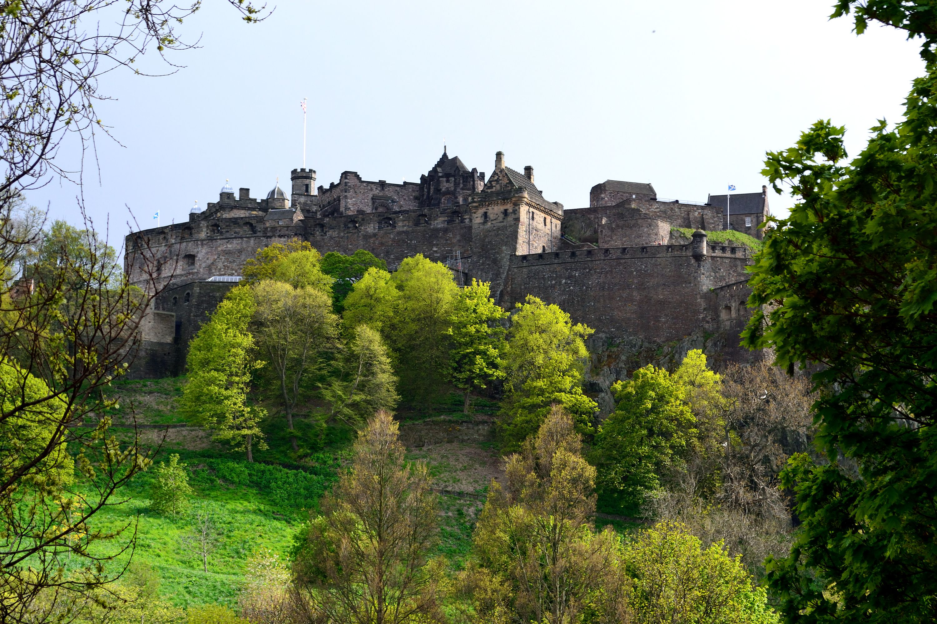 The Palace Of The Lost City >> Top 10 Castles to Visit in Scotland