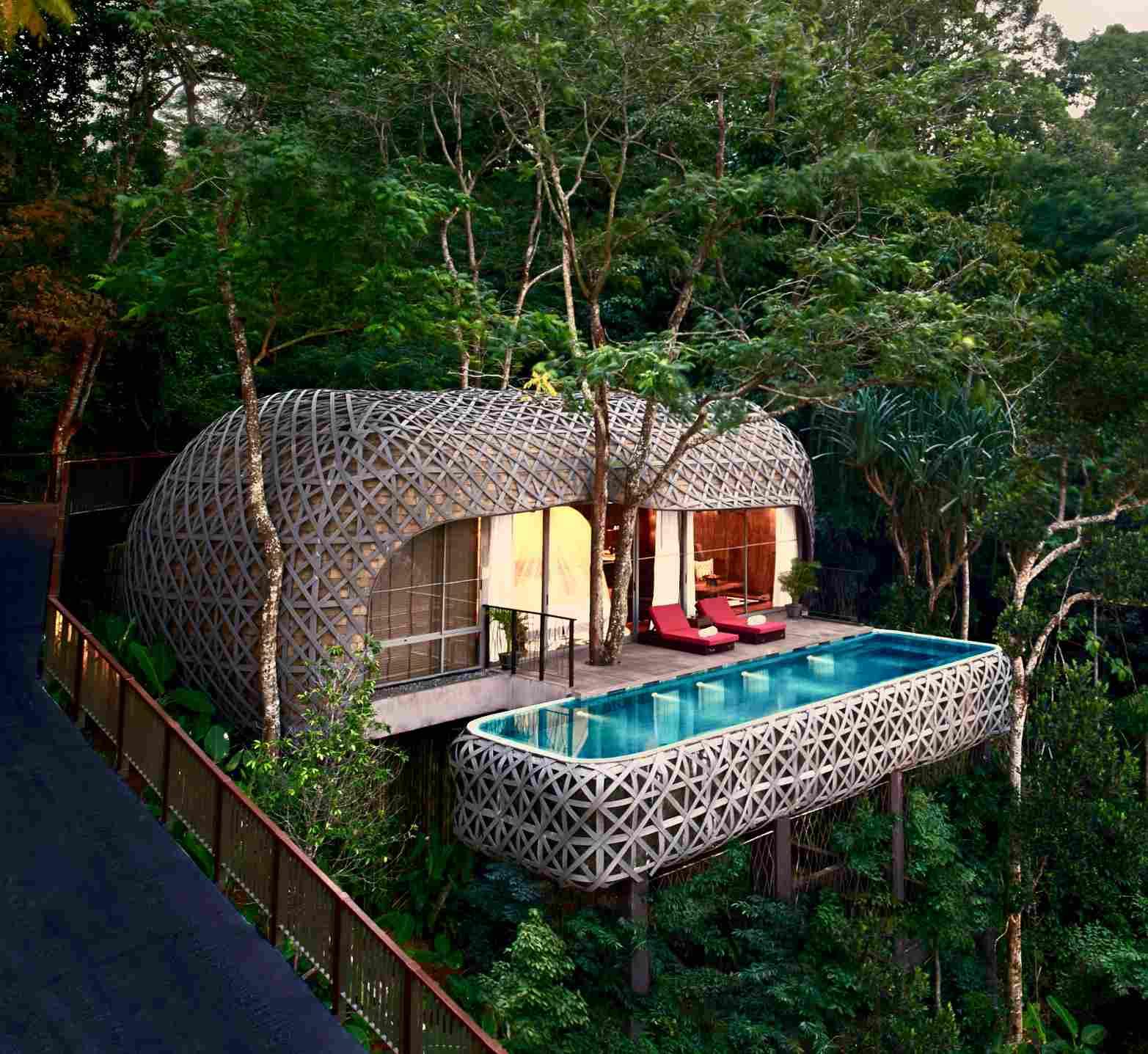 Amazing Keemala resort on Phuket in Thailand