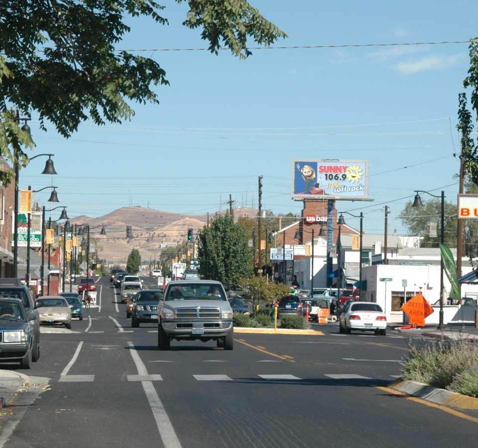 Wells Avenue neighborhood in Reno, Nevada.