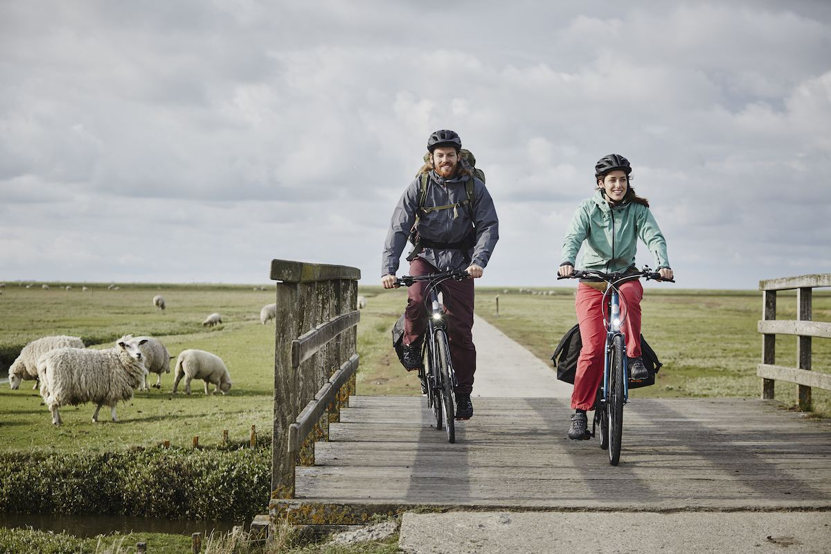Europe's North Sea Cycling Route