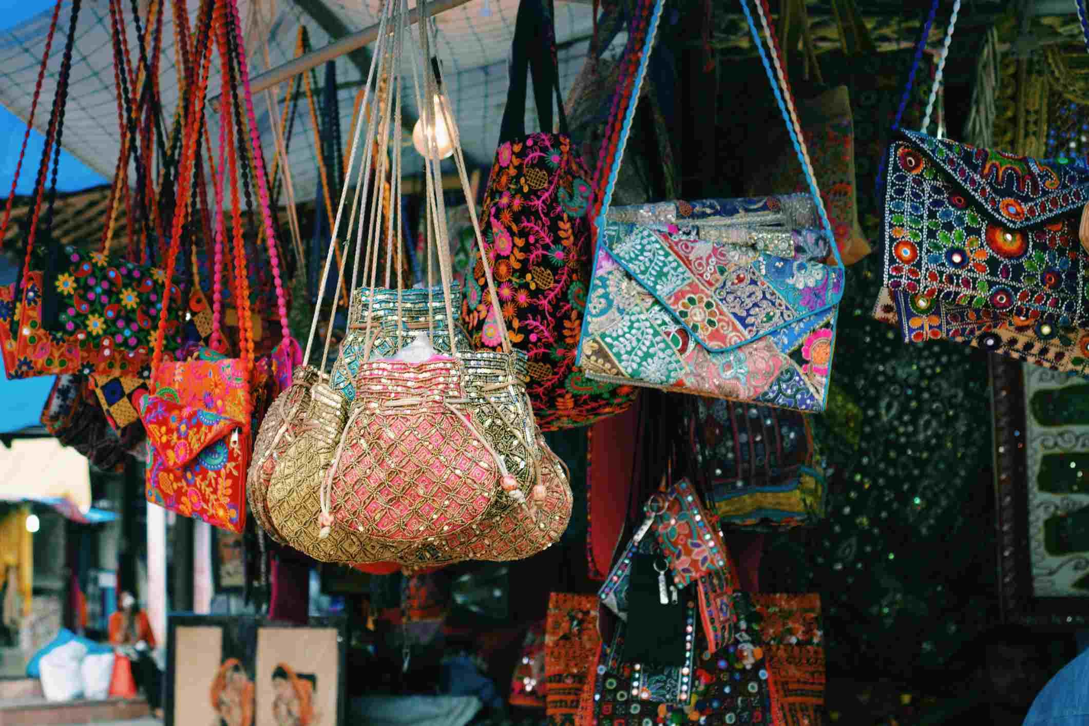 Bolsas para la venta en Paharganj