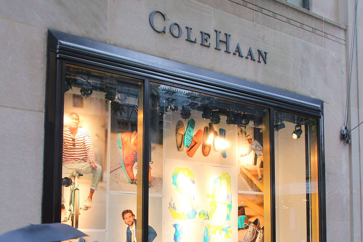 Cole Haan 5th ave NYC