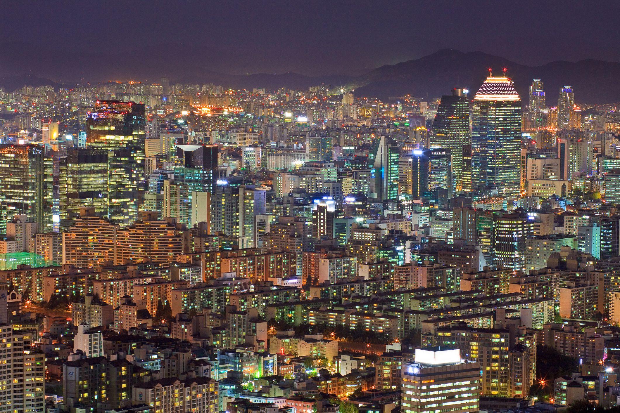 The Ritz-Carlton Seoul, Korea: Luxury Hotel with Gangnam Style