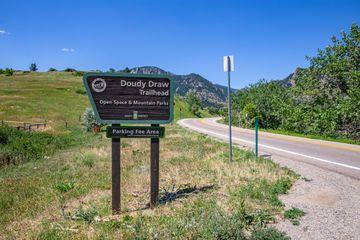 Doudy Draw in Boulder, Colorado
