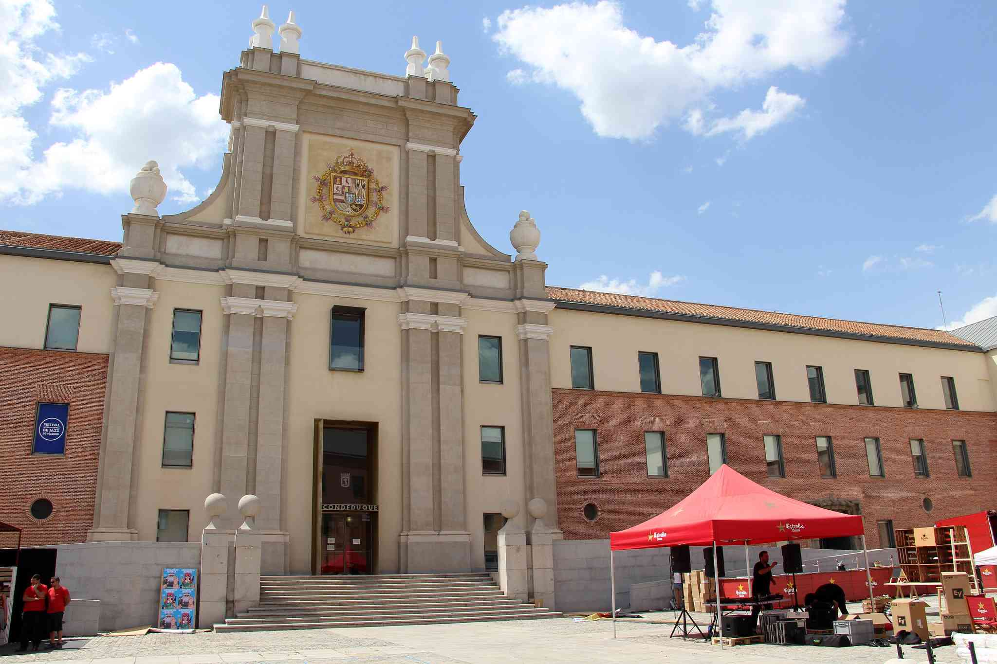 Madrid - Centro Cultural Conde Duque