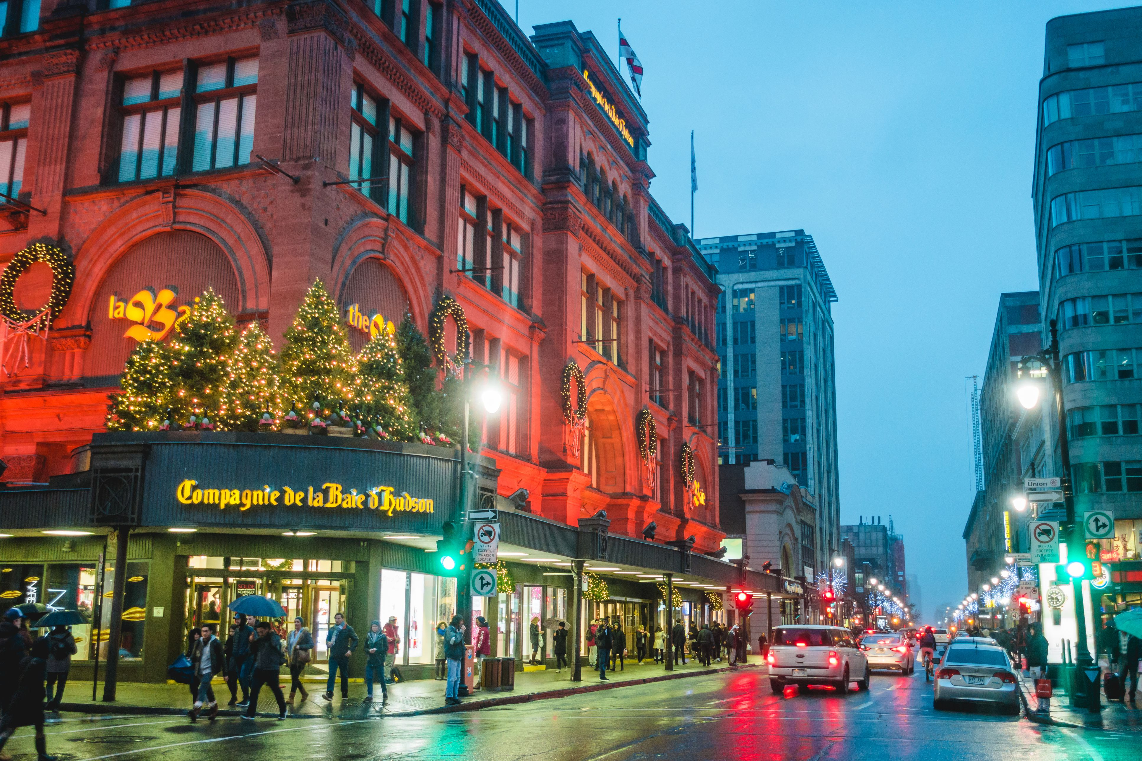 Free Things to Do for Christmas in Montreal