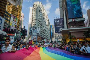HONG KONG-SOCIETY-RIGHTS