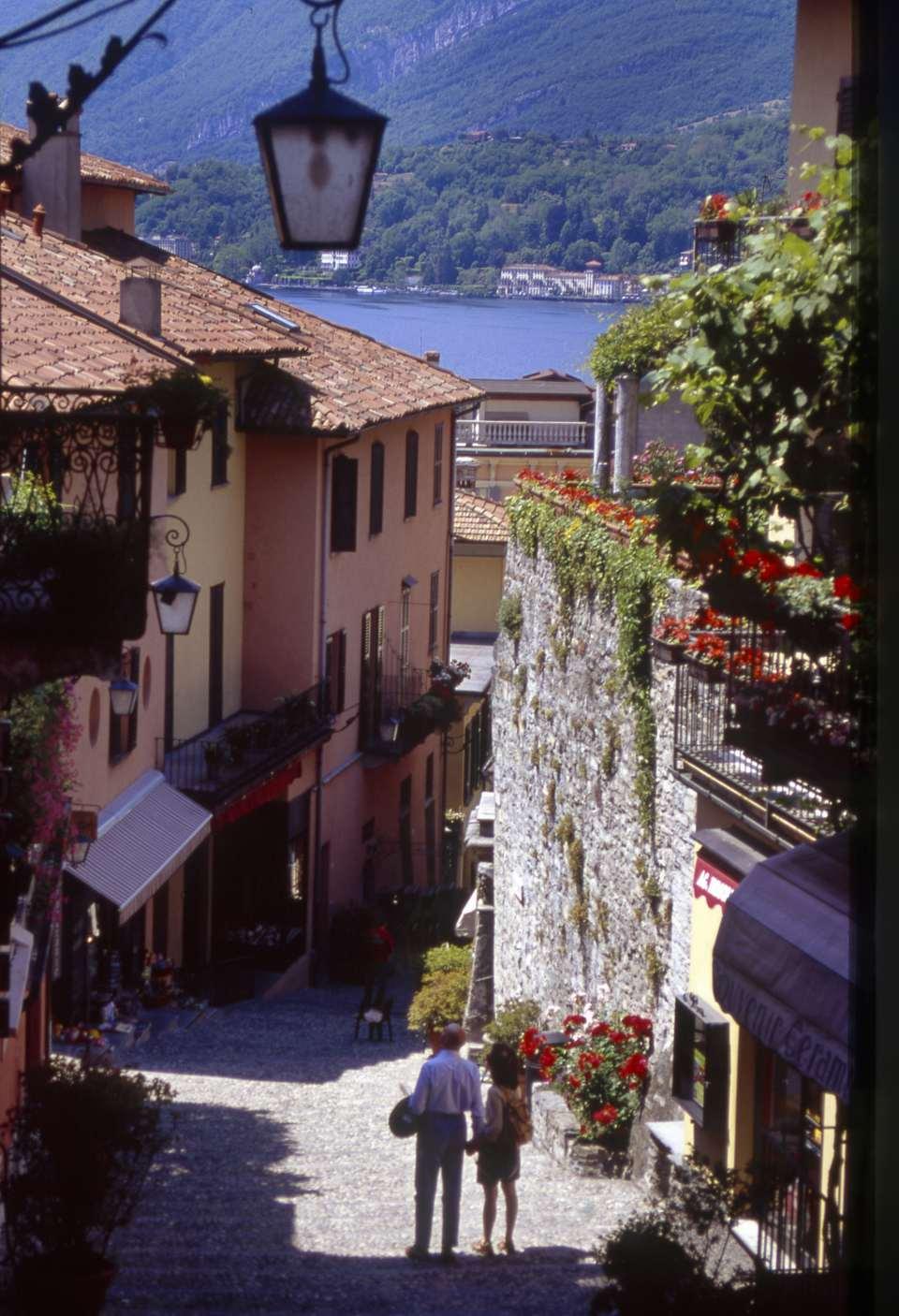 Lake Como, Italy vacation