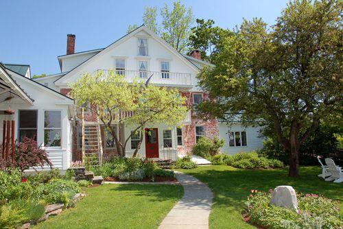 Windham Hill Inn - Una larga tradición de acoger a los huéspedes en Vermont