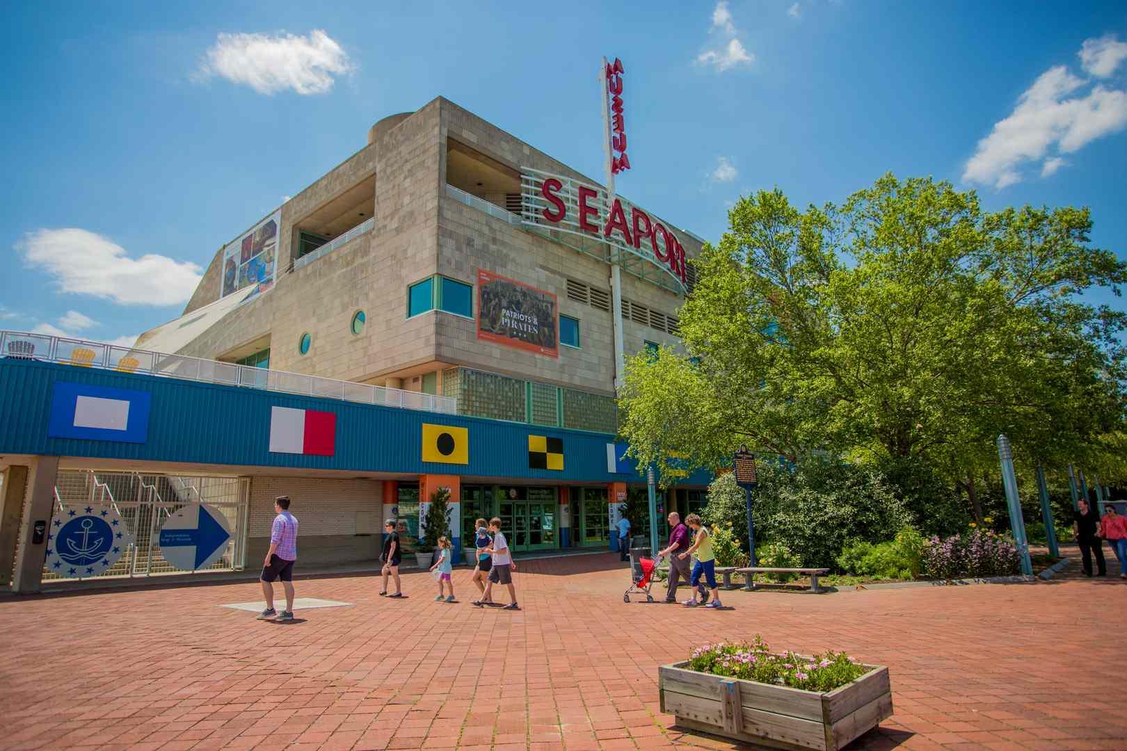 Philadelphia's seaport museum