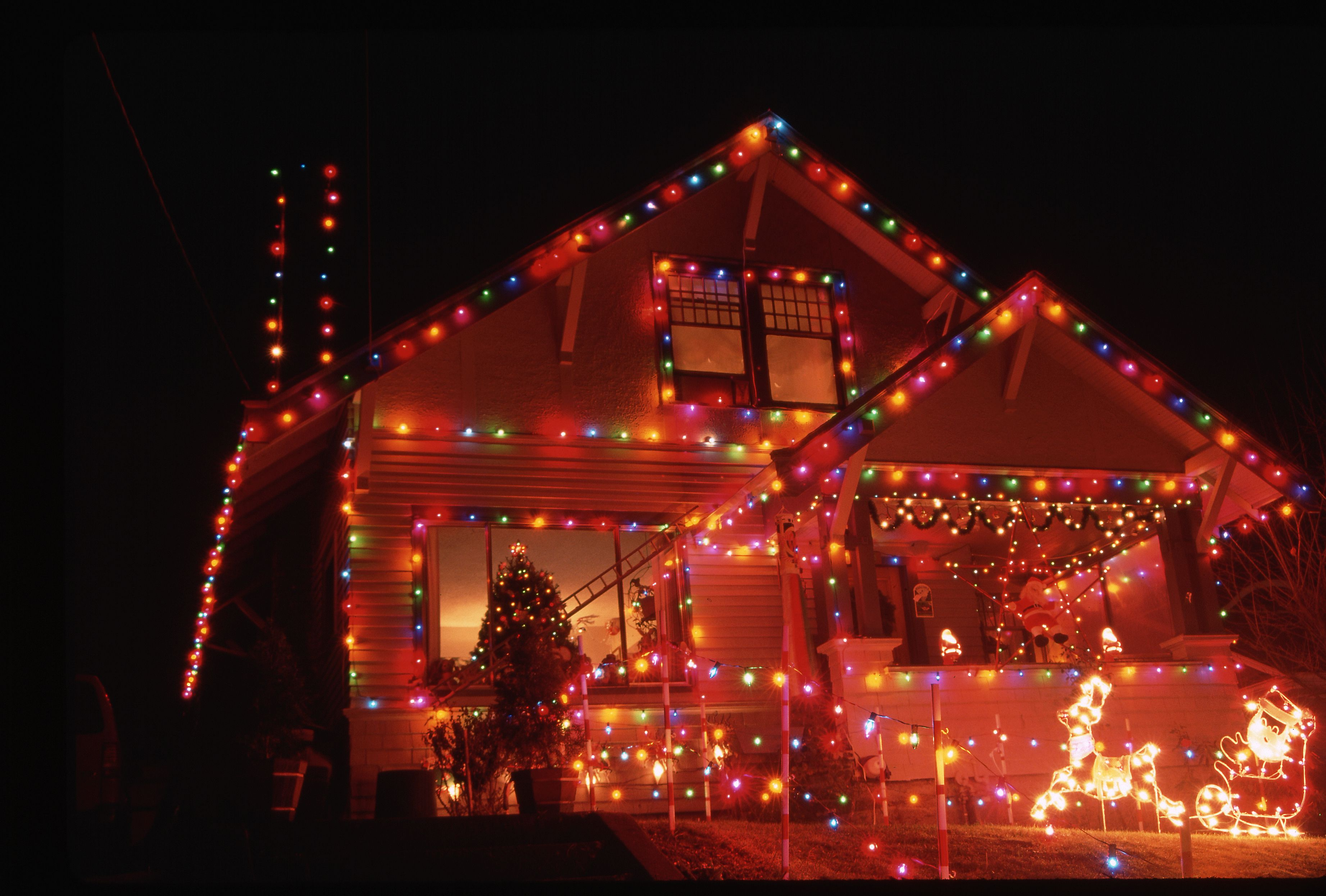 Best Christmas Lights in Seattle Ta a and Bellevue