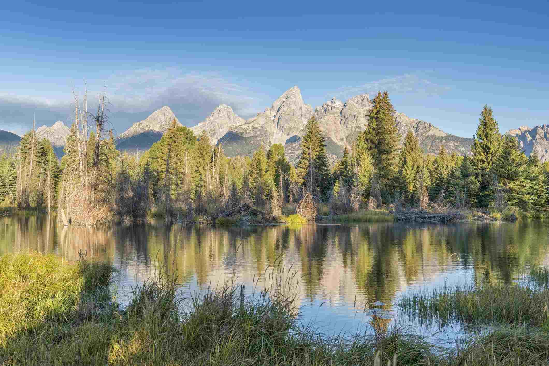 Grand Teton National Park, Idaho